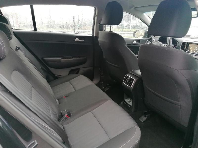 Kia Sportage 1.6 GDi 132ch ISG Active 4x2 Noir occasion à Jaux - photo n°13