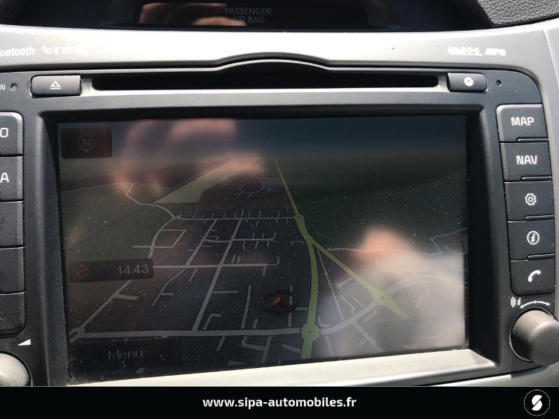 Kia Sportage 1.6 GDi 135ch ISG Active 4X2 Noir occasion à La Teste-de-Buch - photo n°5