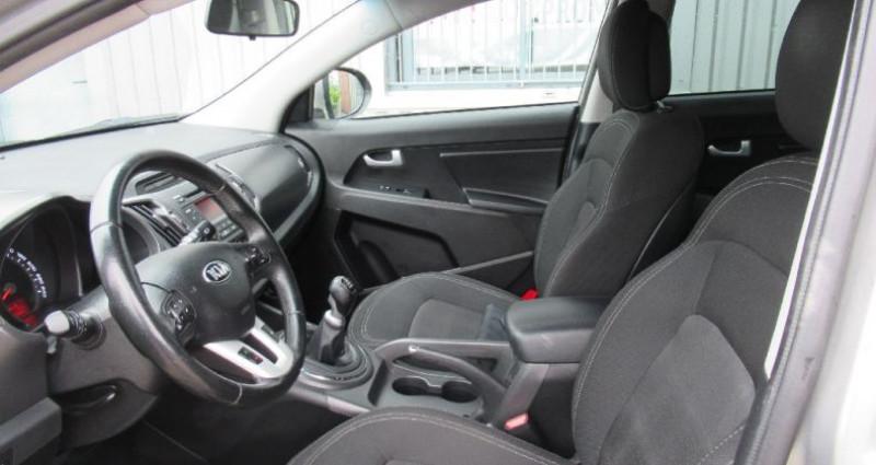 Kia Sportage 1.7 CRDi 115 2WD Active SmartDrive Jaune occasion à Saint Parres Aux Tertres - photo n°5
