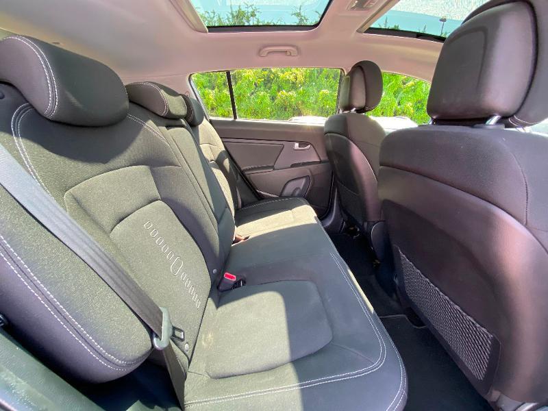 Kia Sportage 1.7 CRDi 115 Active SmartDrive Marron occasion à Garges-lès-Gonesse - photo n°5