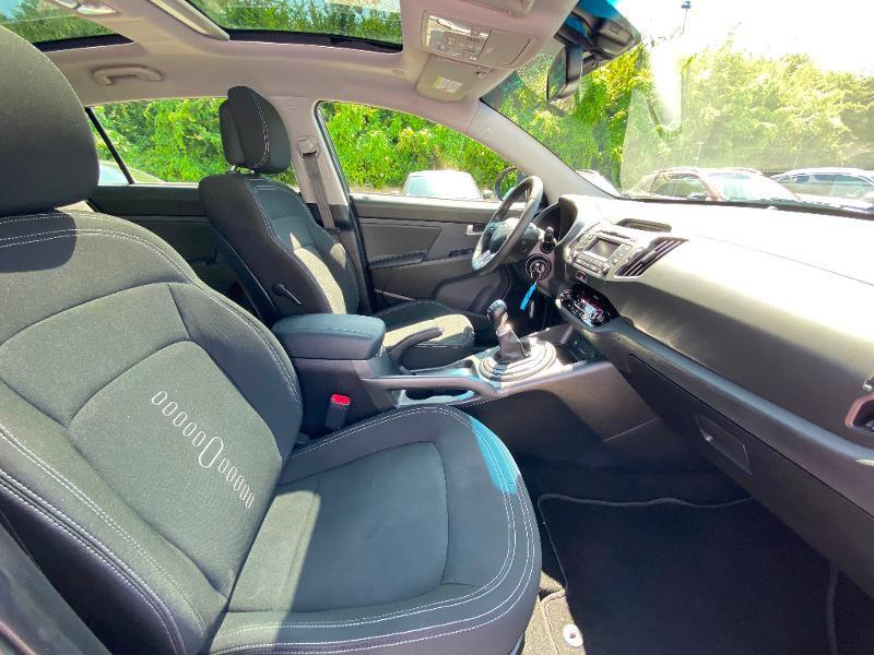 Kia Sportage 1.7 CRDi 115 Active SmartDrive Marron occasion à Garges-lès-Gonesse - photo n°6
