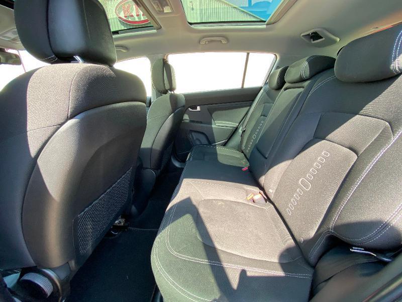 Kia Sportage 1.7 CRDi 115 Active SmartDrive Marron occasion à Garges-lès-Gonesse - photo n°4