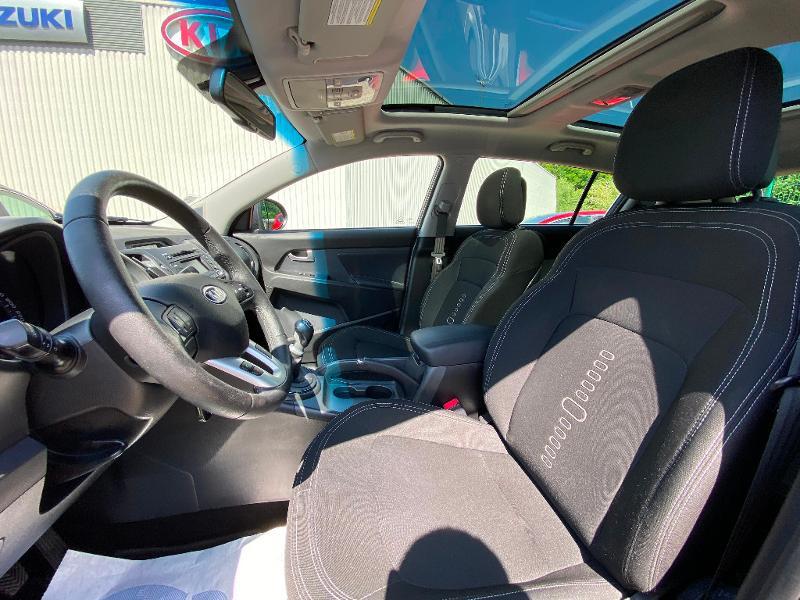 Kia Sportage 1.7 CRDi 115 Active SmartDrive Marron occasion à Garges-lès-Gonesse - photo n°7