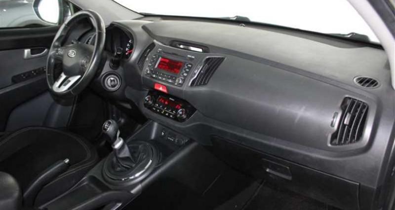 Kia Sportage 1.7 CRDi 115 ISG 2WD Active Noir occasion à SAINT FULGENT - photo n°2
