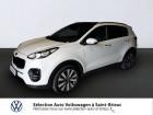 Kia Sportage 1.7 CRDi 115ch ISG Premium 4x2 Blanc à Saint Brieuc 22