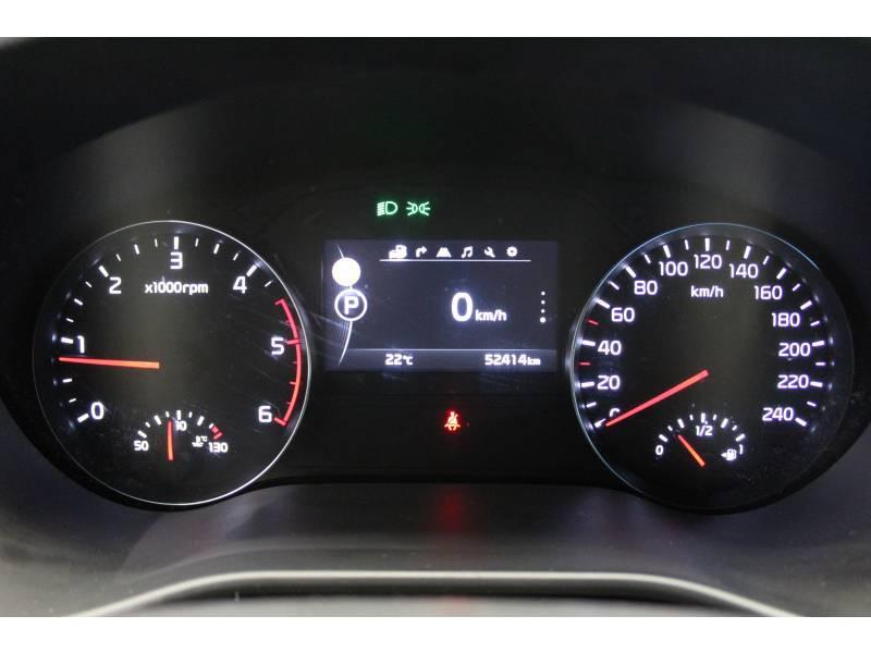 Kia Sportage 1.7 CRDi 141 ISG 4x2 DCT7 GT Line Rouge occasion à TARBES - photo n°13