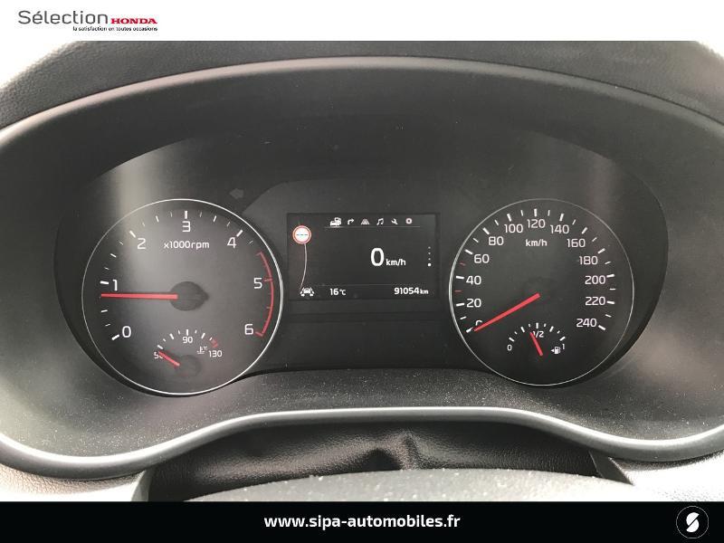 Kia Sportage 2.0 CRDi 136ch ISG GT Line 4x2 Gris occasion à Le Bouscat - photo n°19