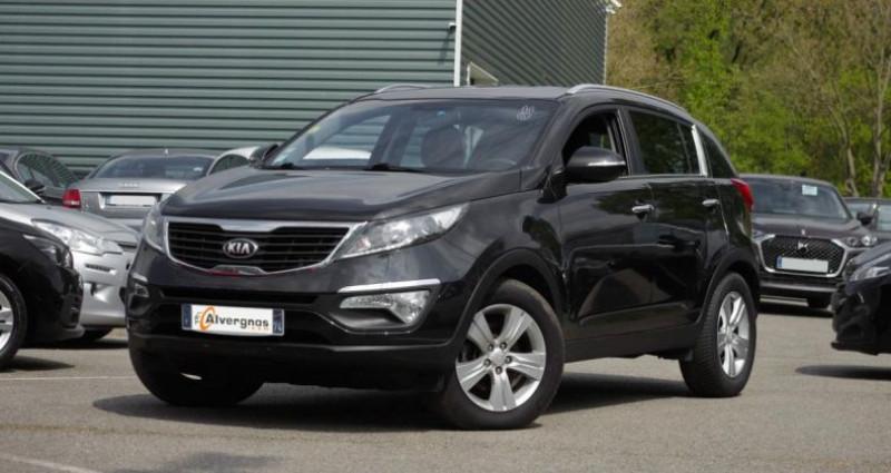Kia Sportage III 1.7 CRDI 115 ACTIVE 2WD Noir occasion à Chambourcy