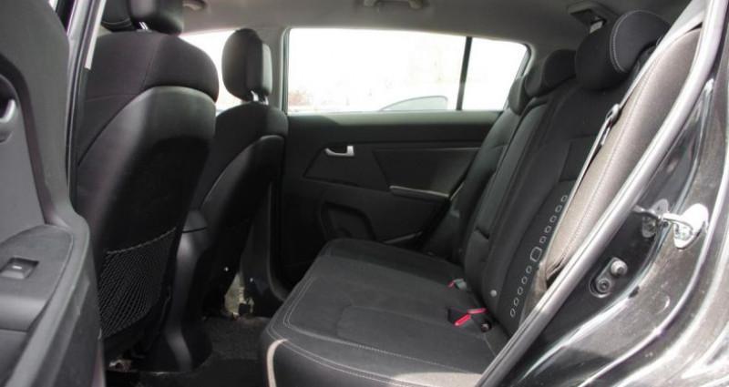 Kia Sportage III 1.7 CRDI 115 ACTIVE 2WD Noir occasion à Chambourcy - photo n°4