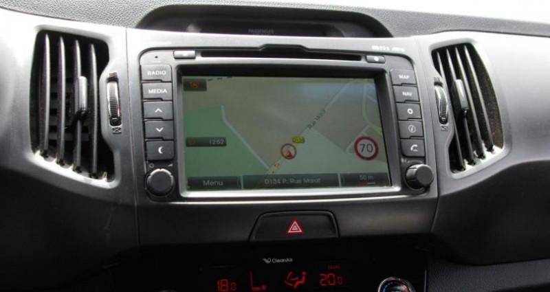Kia Sportage III 1.7 CRDI 115 ACTIVE 2WD Noir occasion à Chambourcy - photo n°6