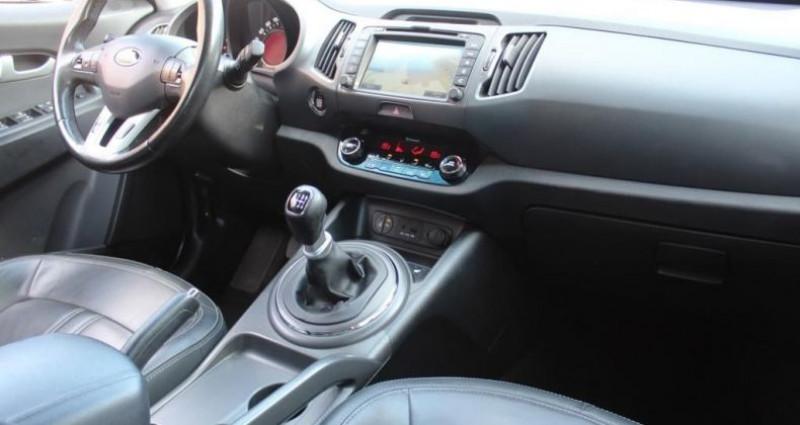 Kia Sportage III 1.7 CRDI 115 PREMIUM 2WD Blanc occasion à RONCQ - photo n°3