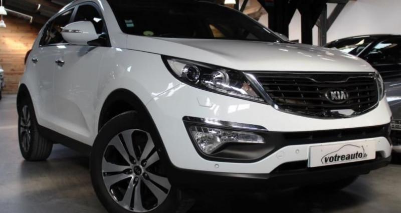 Kia Sportage III 1.7 CRDI 115 PREMIUM 2WD Blanc occasion à RONCQ