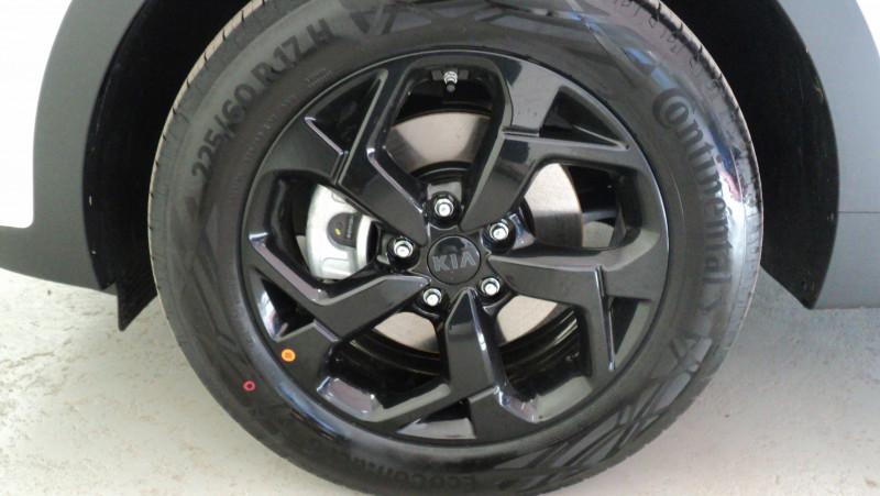 Kia Sportage Sportage 1.6 CRDi 136ch MHEV ISG DCT7 4x2 Black Edition 5p Blanc occasion à Cahors - photo n°7