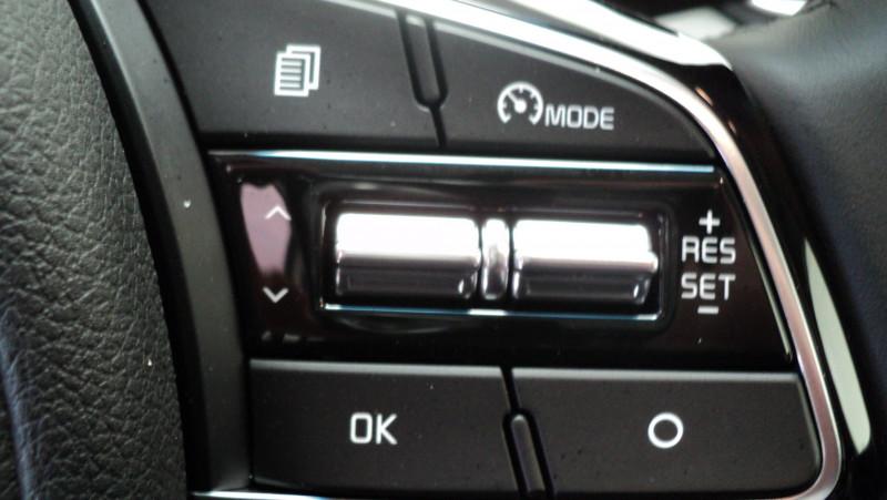 Kia Sportage Sportage 1.6 CRDi 136ch MHEV ISG DCT7 4x2 Black Edition 5p Blanc occasion à Cahors - photo n°18
