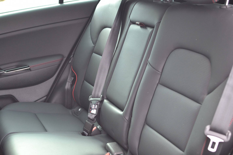 Kia Sportage Sportage 1.6 CRDi 136ch MHEV ISG DCT7 4x2 GT Line Premium 5p Gris occasion à Toulenne - photo n°5