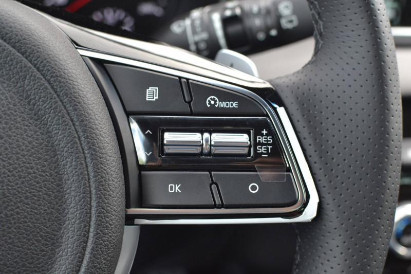 Kia Sportage Sportage 1.6 CRDi 136ch MHEV ISG DCT7 4x2 GT Line Premium 5p Gris occasion à Toulenne - photo n°13