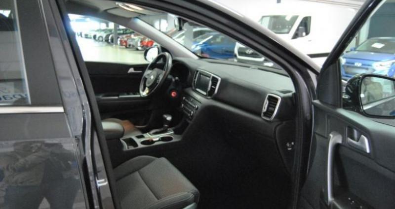 Kia Sportage VISION 2WD 1.7 CRDI DCT-7 Gris occasion à HAGUENEAU - photo n°7