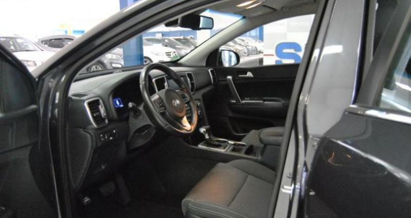 Kia Sportage VISION 2WD 1.7 CRDI DCT-7 Gris occasion à HAGUENEAU - photo n°5