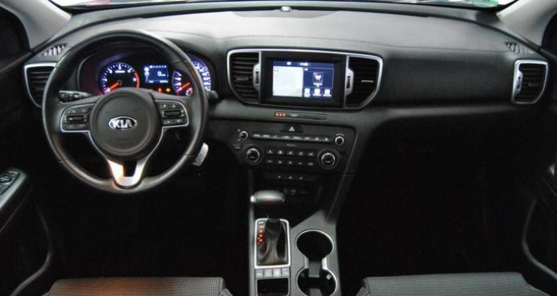 Kia Sportage VISION 2WD 1.7 CRDI DCT-7 Gris occasion à HAGUENEAU - photo n°3