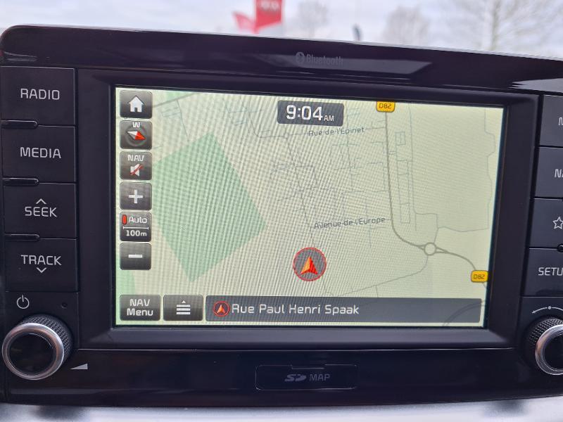 Kia Stonic 1.0 T-GDI 120ch ISG Premium Rouge occasion à Vert-Saint-Denis - photo n°10
