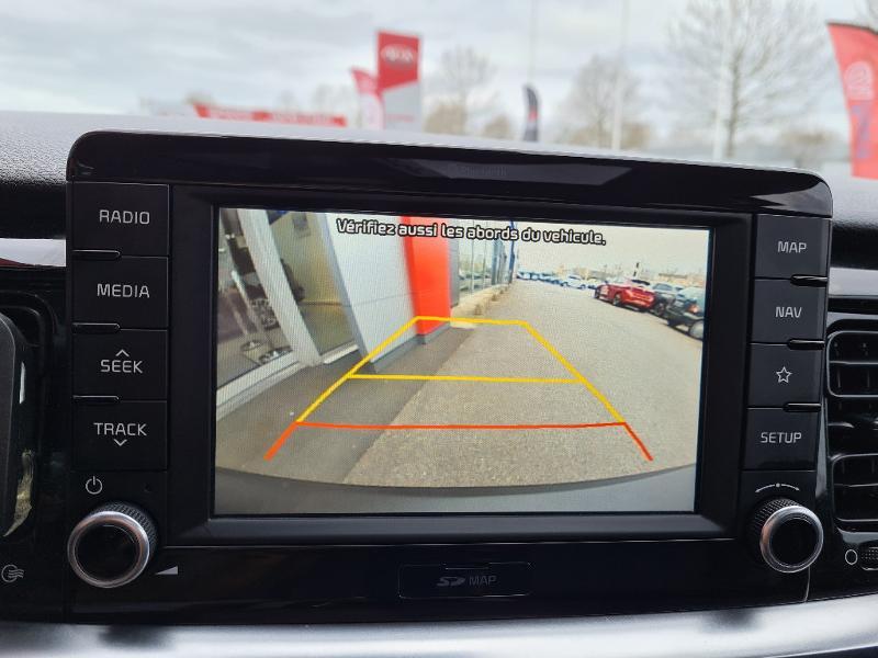 Kia Stonic 1.0 T-GDI 120ch ISG Premium Rouge occasion à Vert-Saint-Denis - photo n°12