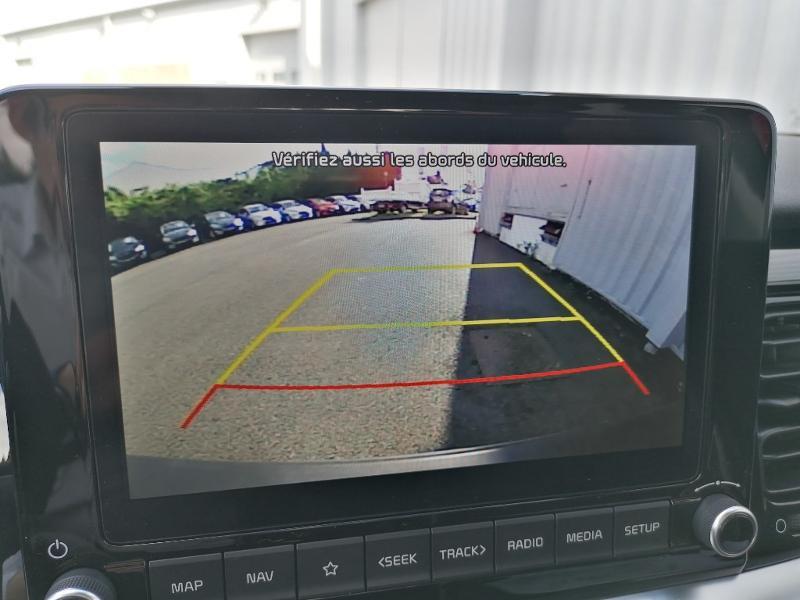 Kia Stonic 1.0 T-GDi 120ch MHEV GT Line iBVM6  occasion à Varennes-Vauzelles - photo n°14