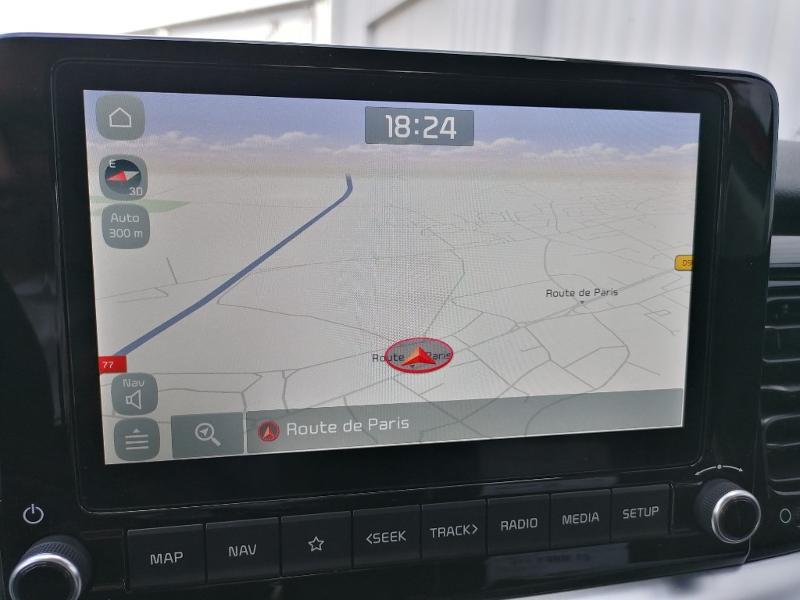 Kia Stonic 1.0 T-GDi 120ch MHEV GT Line iBVM6  occasion à Varennes-Vauzelles - photo n°13