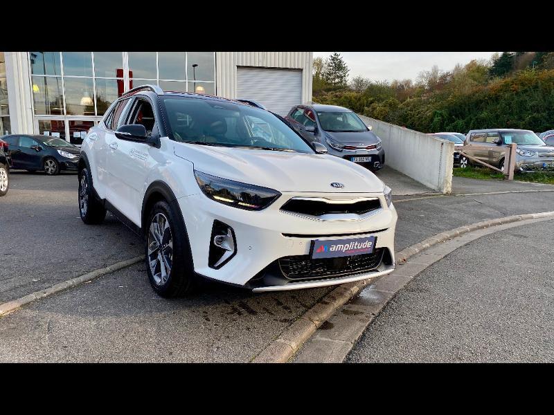 Kia Stonic 1.0 T-GDi 120ch MHEV Premium DCT7  occasion à Garges-lès-Gonesse