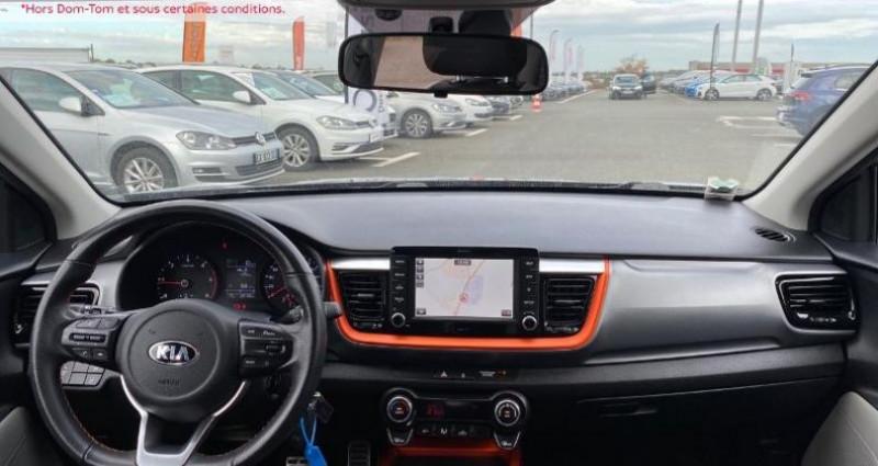 Kia Stonic 1.6 CRDi 110ch ISG Launch Edition Noir occasion à La Rochelle - photo n°6