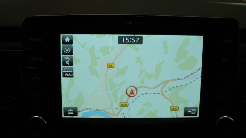 Kia Stonic Stonic 1.0 T-GDi 120 ch ISG BVM6 Premium 5p Jaune occasion à Cahors - photo n°15