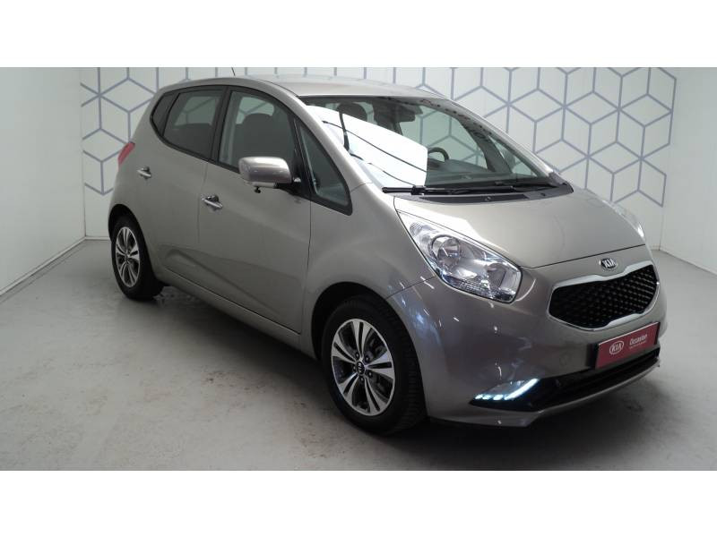 Kia Venga 1.6 CRDi 115 ch Premium Gris occasion à Cahors