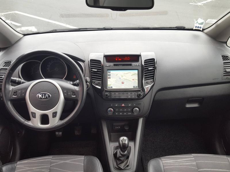 Kia Venga 1.6 CRDi 115ch Premium ISG Gris occasion à Quimper - photo n°7