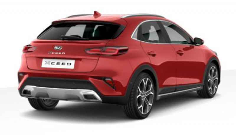 Kia XCeed 1.0 T-GDI 120ch Active Rouge occasion à LONS - photo n°2