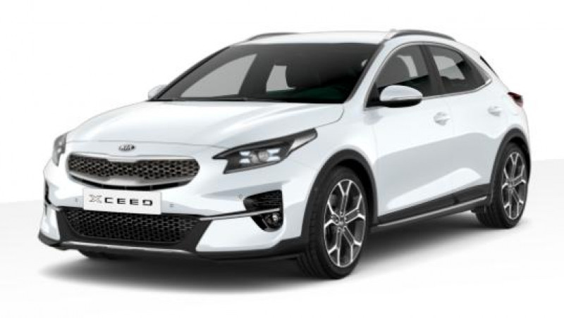 Kia XCeed 1.0 T-GDI 120ch Active Blanc occasion à LONS