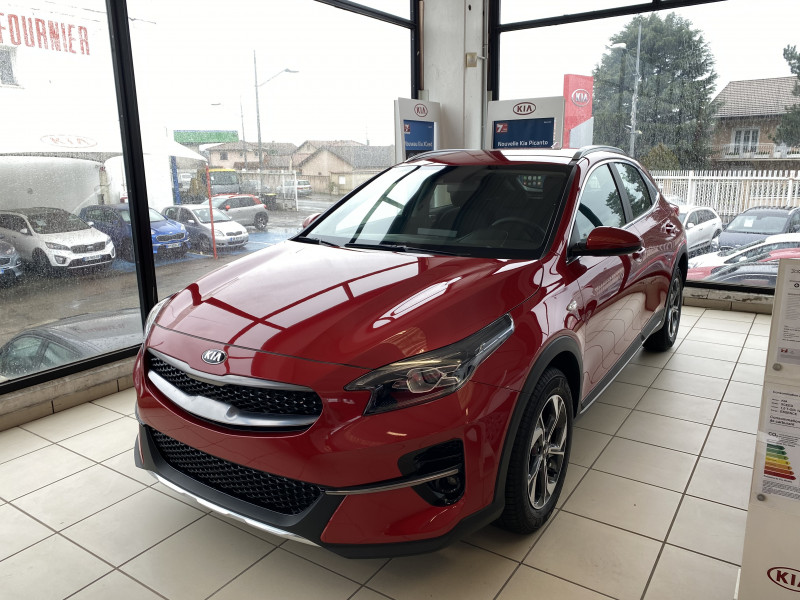 Kia XCeed 1.0 T-GDI 120ch Motion Rouge occasion à MIONS