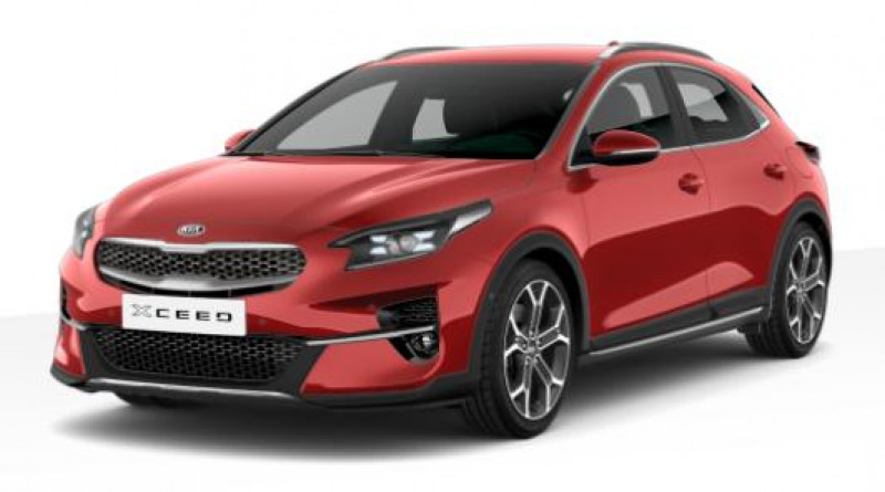 Kia XCeed 1.6 CRDI 115ch Active Rouge occasion à LONS