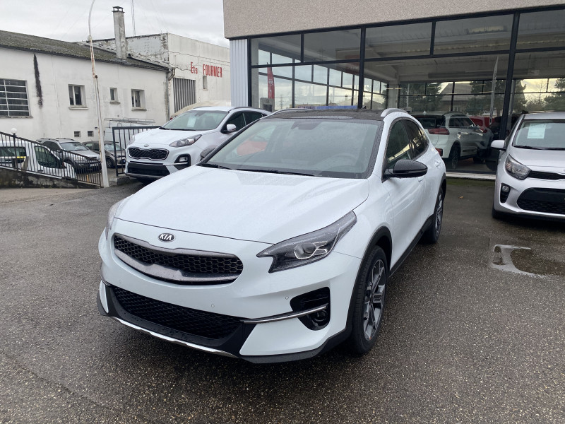 Kia XCeed 1.6 CRDI 136ch Launch Edition Blanc occasion à MIONS