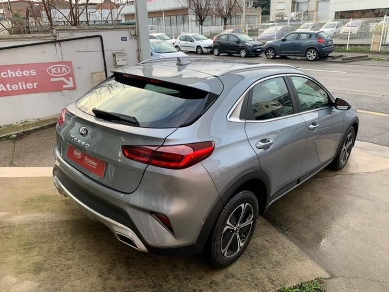 Kia XCeed 1.6 GDi 105ch + Plug-In 60.5ch Active DCT6  occasion à Noisy-le-Sec - photo n°3