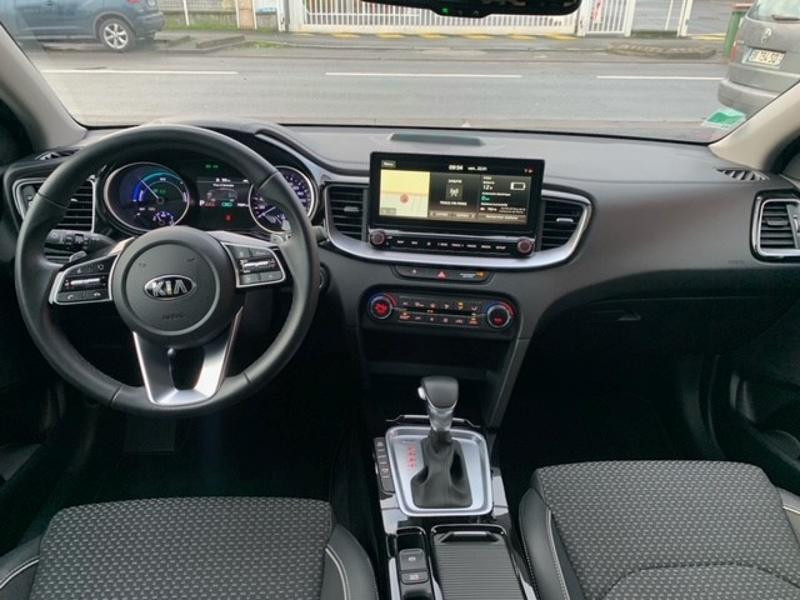 Kia XCeed 1.6 GDi 105ch + Plug-In 60.5ch Active DCT6  occasion à Noisy-le-Sec - photo n°8