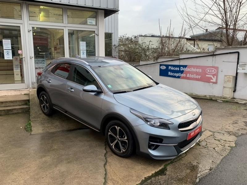 Kia XCeed 1.6 GDi 105ch + Plug-In 60.5ch Active DCT6  occasion à Noisy-le-Sec - photo n°5