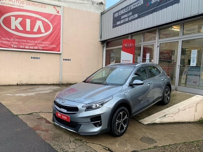 Kia XCeed 1.6 GDi 105ch + Plug-In 60.5ch Active DCT6  occasion à Noisy-le-Sec
