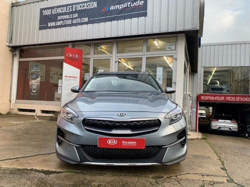 Kia XCeed 1.6 GDi 105ch + Plug-In 60.5ch Active DCT6  occasion à Noisy-le-Sec - photo n°6