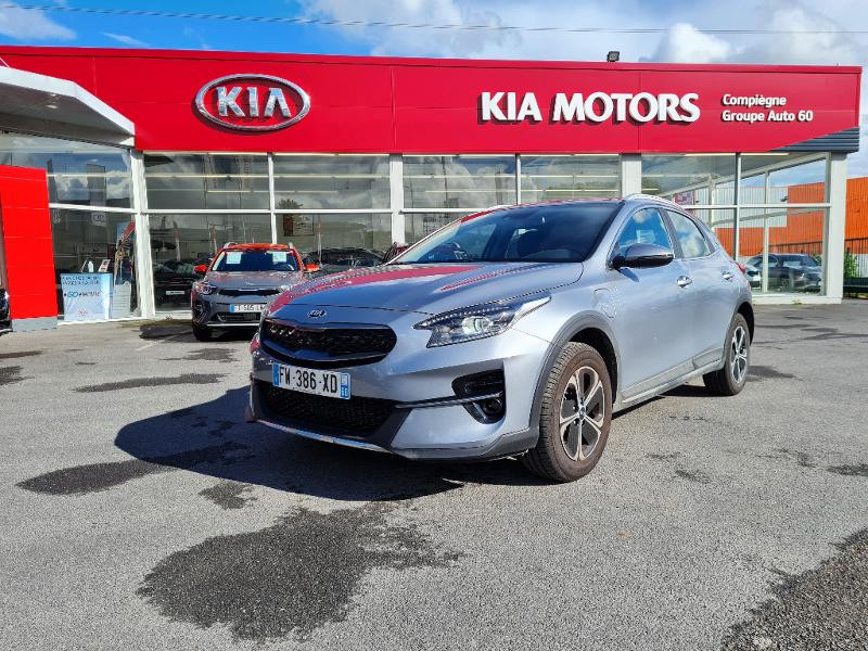 Kia XCeed 1.6 GDi 105ch + Plug-In 60.5ch Active DCT6  occasion à Jaux