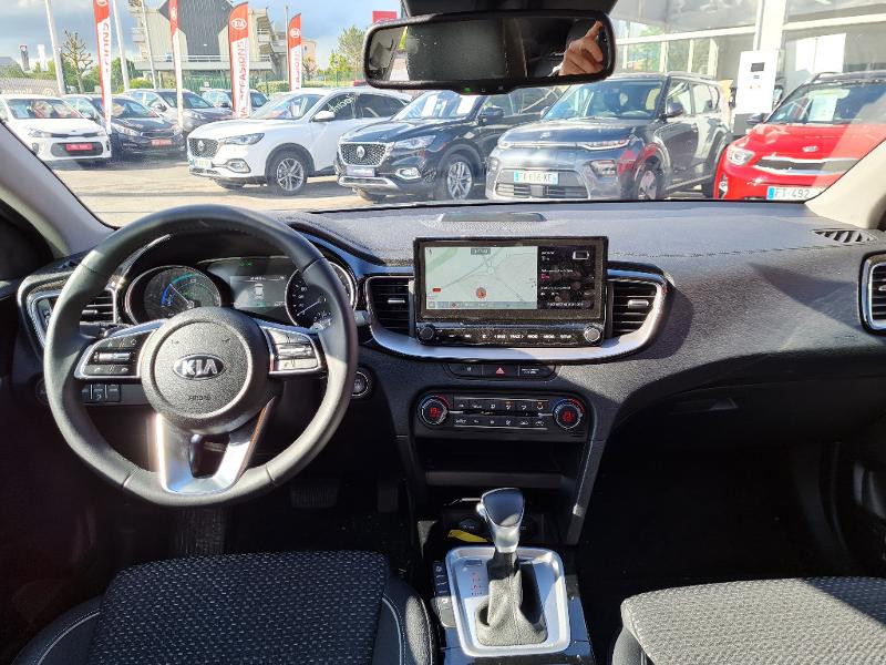 Kia XCeed 1.6 GDi 105ch + Plug-In 60.5ch Active DCT6  occasion à Jaux - photo n°5