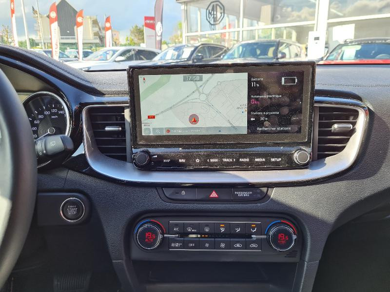 Kia XCeed 1.6 GDi 105ch + Plug-In 60.5ch Active DCT6  occasion à Jaux - photo n°7