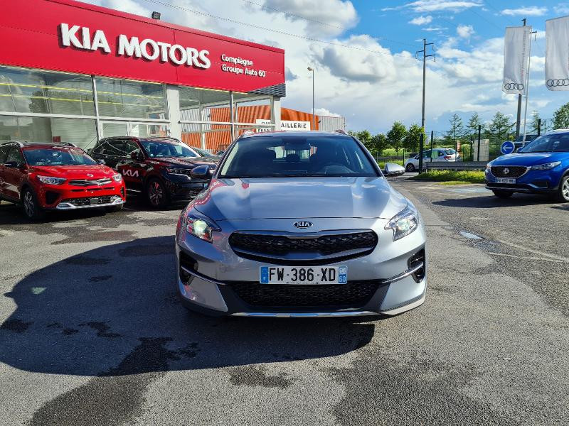Kia XCeed 1.6 GDi 105ch + Plug-In 60.5ch Active DCT6  occasion à Jaux - photo n°2