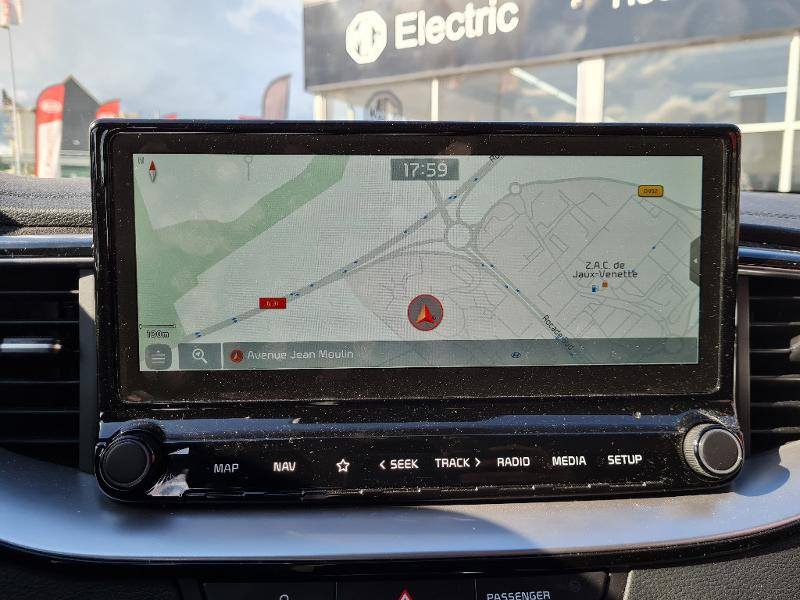 Kia XCeed 1.6 GDi 105ch + Plug-In 60.5ch Active DCT6  occasion à Jaux - photo n°9