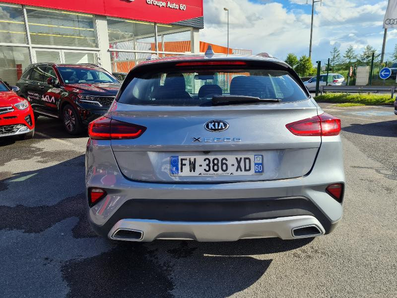Kia XCeed 1.6 GDi 105ch + Plug-In 60.5ch Active DCT6  occasion à Jaux - photo n°4
