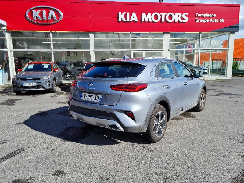 Kia XCeed 1.6 GDi 105ch + Plug-In 60.5ch Active DCT6  occasion à Jaux - photo n°3