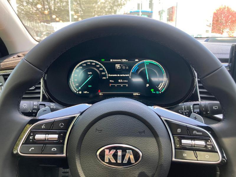 Kia XCeed 1.6 GDi 105ch + Plug-In 60.5ch Design DCT6  occasion à Barberey-Saint-Sulpice - photo n°3